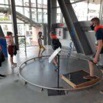 Dzieci w Centrum Nauki Kopernik